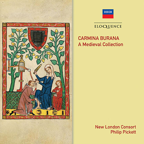 Carmina Burana de Philip Pickett