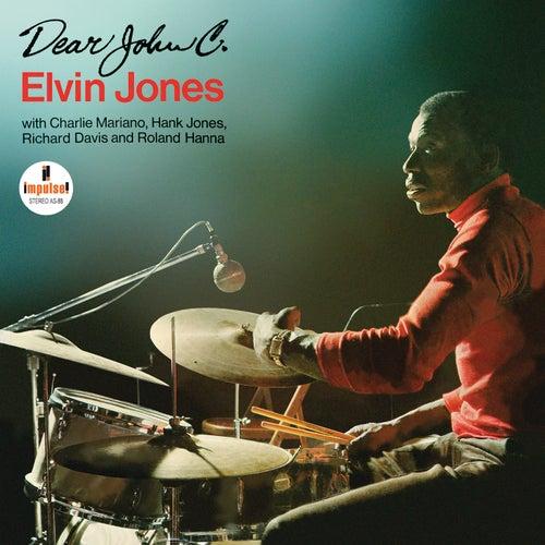 Dear John C. von Elvin Jones