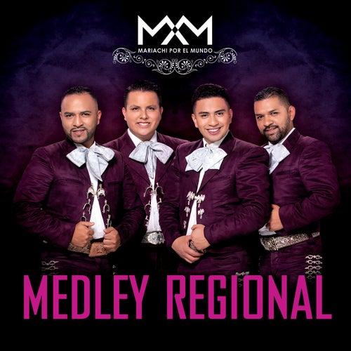 Medley Regional von Mariachi Por El Mundo