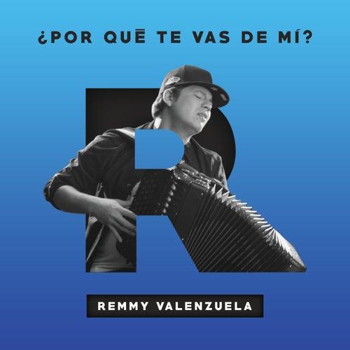 ¿Por Qué Te Vas De Mí? by Remmy Valenzuela