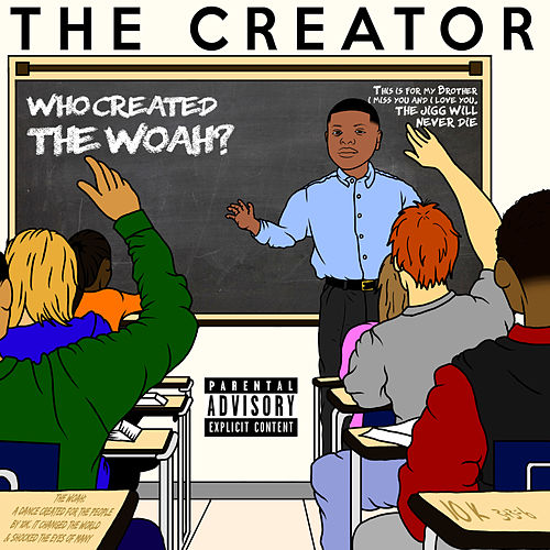 The Creator by 10k.Caash
