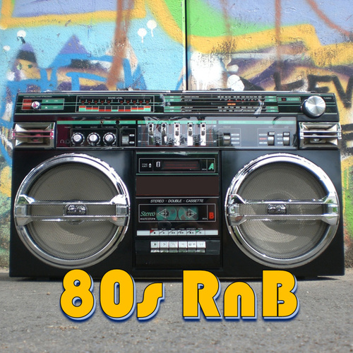 80s RnB de Various Artists
