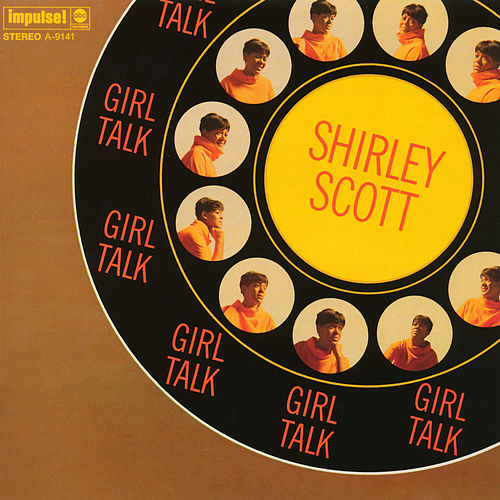 Girl Talk de Shirley Scott