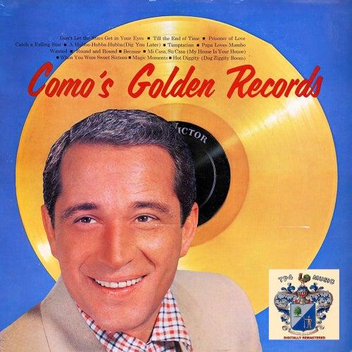 Como's Golden Records by Perry Como