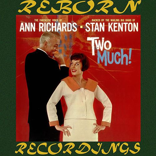 Two Much (HD Remastered) de Ann Richards