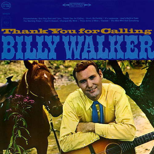 Thank You for Calling by Billy Walker
