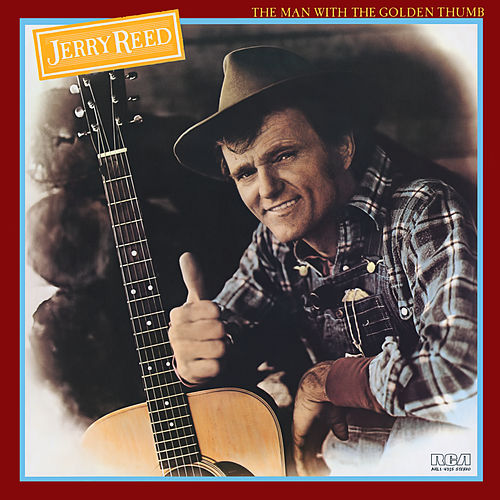 The Man with the Golden Thumb de Jerry Reed