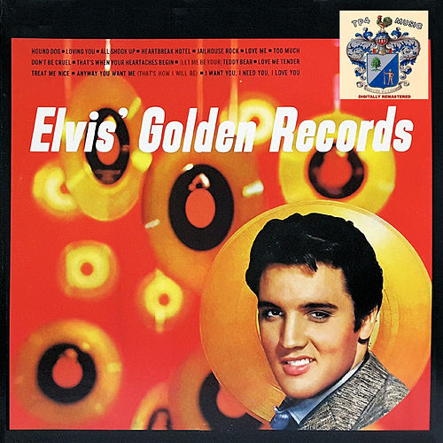 Elvis' Golden Records de Elvis Presley