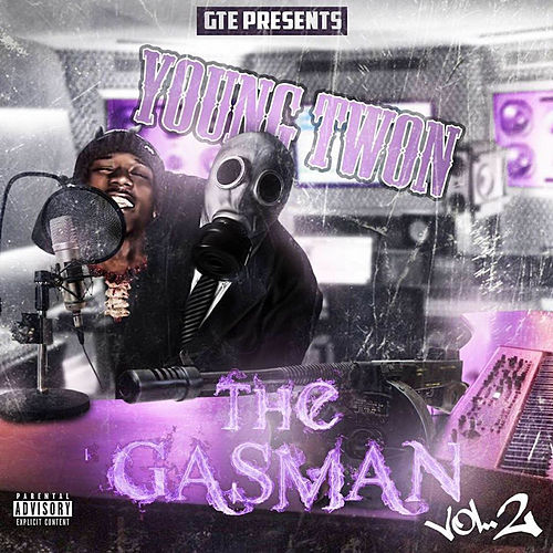 The Gas Man Vol. 2 by Young Twon