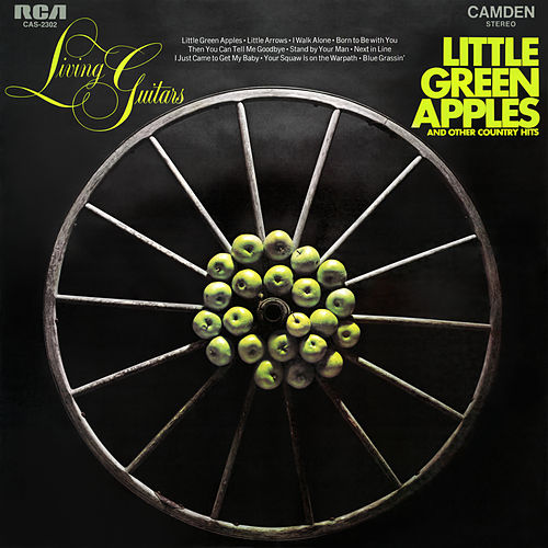 Little Green Apples and Other Country Hits de Living Guitars