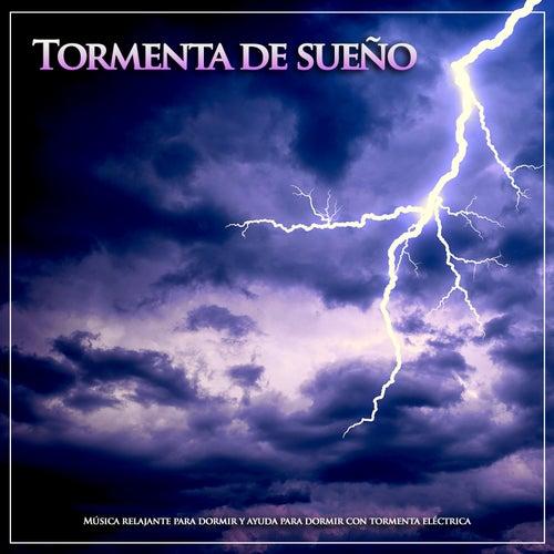 Tormenta de sueño:Música relajante para dormir y ayuda para dormir con tormenta eléctrica de Musica Relajante