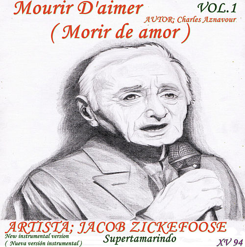 Mourir D'aimer (Morir de amor), Vol. 1 by Jacob Zickefoose