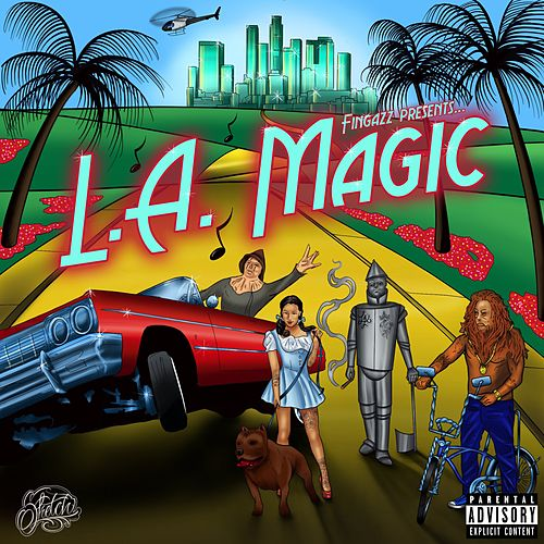 L.A. Magic de Fingazz