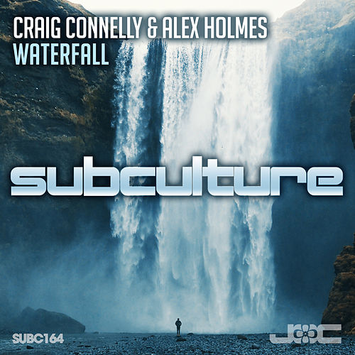 Waterfall by Craig Connelly