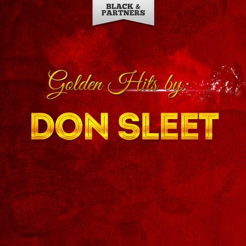 Golden Hits By Don Sleet von Don Sleet
