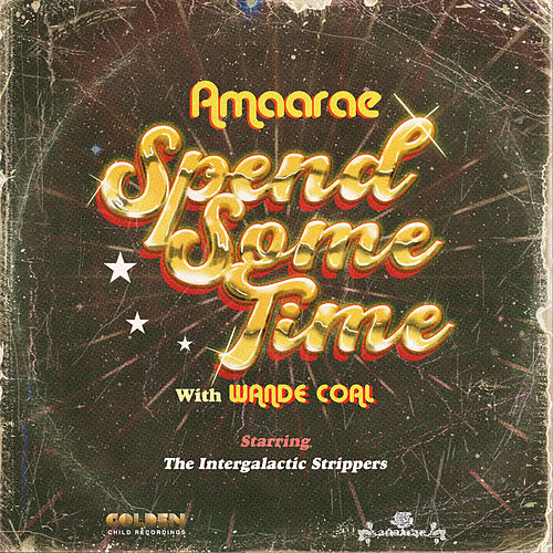 Spend Some Time de Amaarae
