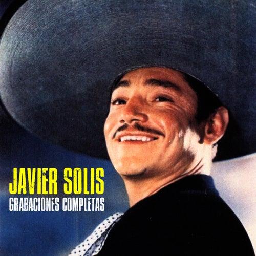 Grabaciones Completas (Remastered) de Javier Solis