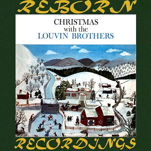 Christmas with the Louvin Brothers (HD Remastered) von The Louvin Brothers