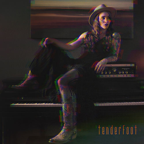 Tenderfoot by Sydney Wright