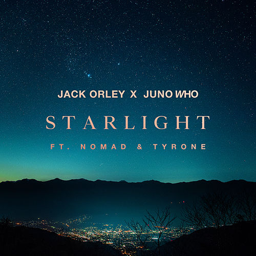 Starlight by Jack Orley