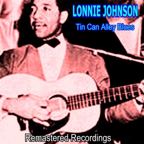 Tin Can Alley Blues de Lonnie Johnson