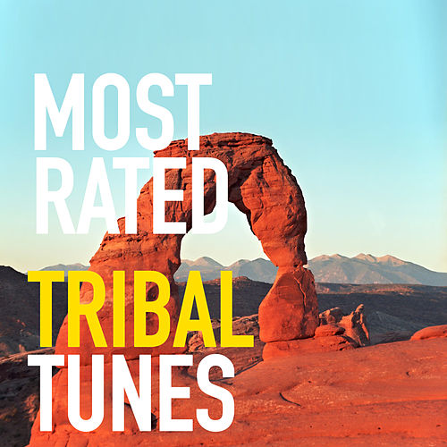 Most Rated Tribal Tunes de Various Artists