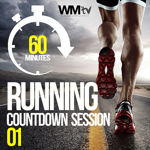 Running Countdown Session 01 (60 Minutes Non-Stop Mixed Compilation  for Fitness And Workout 140 - 160 Bpm) de Workout Music Tv