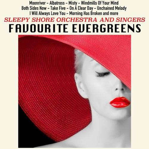 Favourite Evergreens de Sleepy Shore Orchestra
