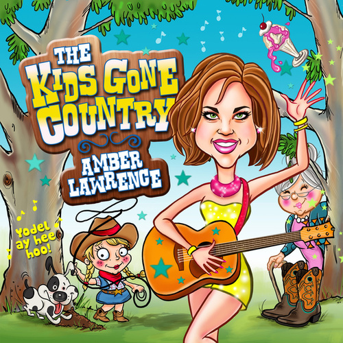 The Kids Gone Country by Amber Lawrence