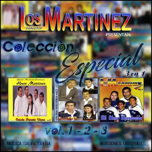 Colección Especial, vols. 1, 2 & 3 de Los Hermanos Martinez de El Salvador