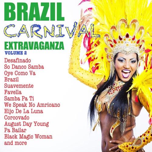Brazil Carnival Extravaganza, Volume 2 by Coletivo de Carnaval de São Paulo