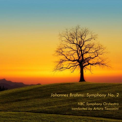 Brahms: Symphony No. 2 de Arturo Toscanini