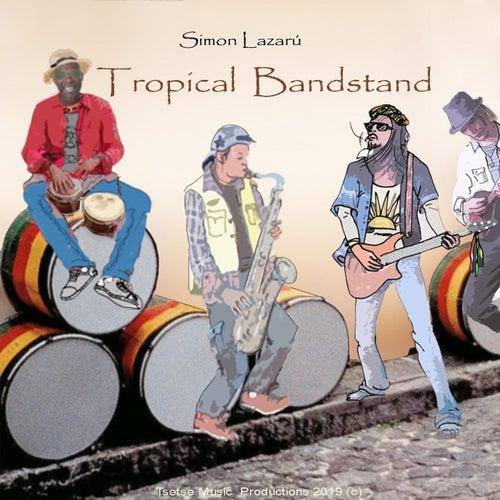Tropical Bandstand von Simon Lazarú