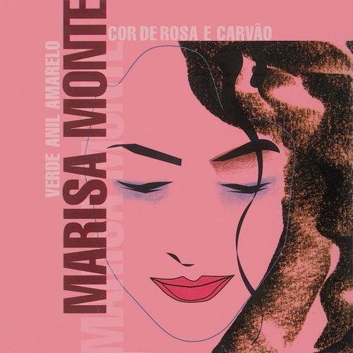 Verde Anil Amarelo Cor De Rosa E Carvão by Marisa Monte
