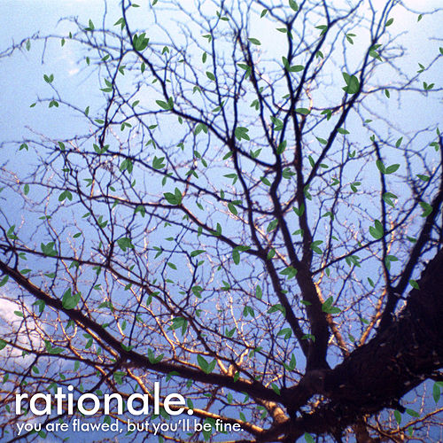 You Are Flawed, but You'll Be Fine. by Rationale