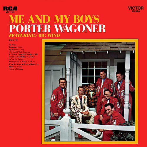 Me and My Boys de Porter Wagoner