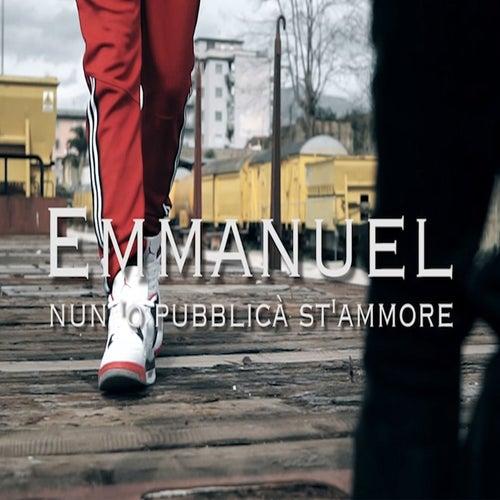 Nun 'o pubblicà st'ammore de Emmanuel
