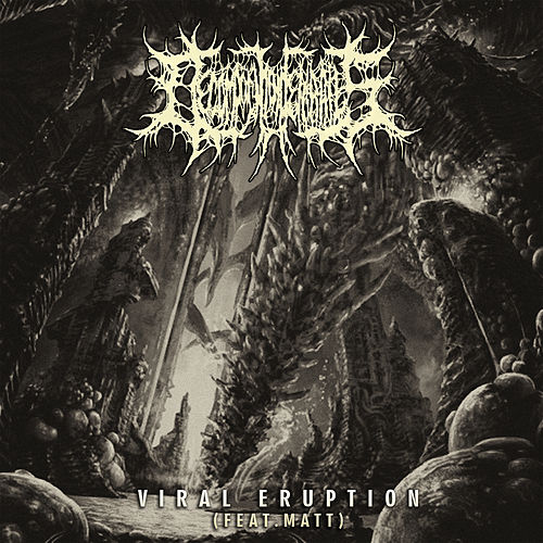 Viral Eruption von Decomposition of entrails