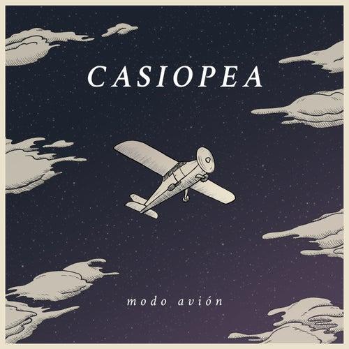Modo Avión de Casiopea