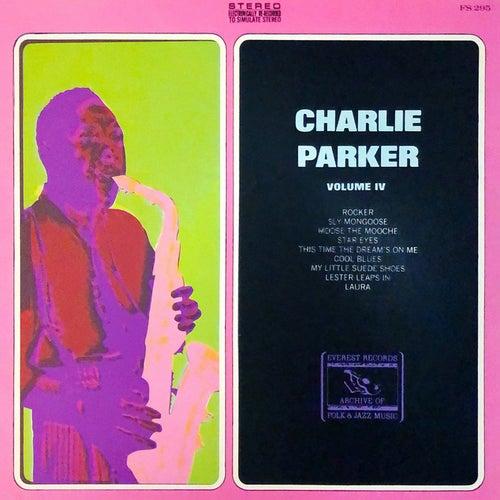 Charlie Parker, Vol. 4 by Charlie Parker
