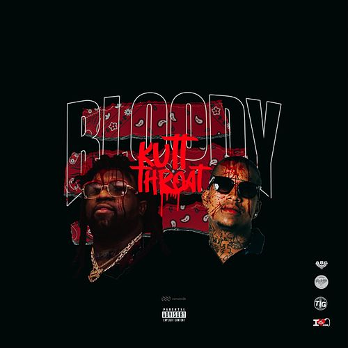 Bloody Kutt Throat - EP de Bloody Jay