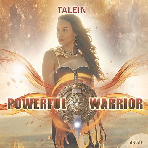 Powerful Warrior by Talein