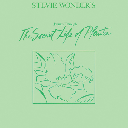 Journey Through The Secret Life Of Plants de Stevie Wonder