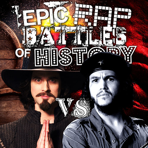 Guy Fawkes vs Che Guevara by Epic Rap Battles of History