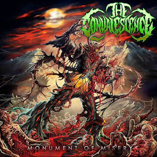 Monument of Misery by Convalescence