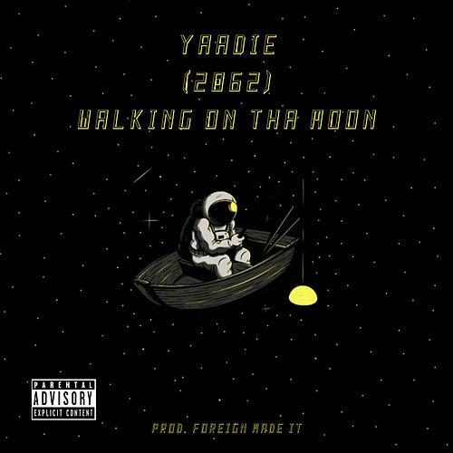 Walking On The Moon by Yaadie