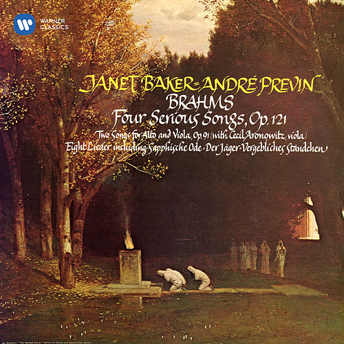 Brahms: 4 Serious Songs, Op. 121 & Other Lieder de Dame Janet Baker