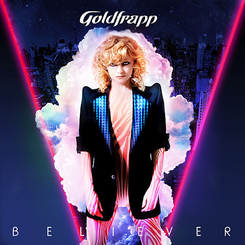 Believer de Goldfrapp