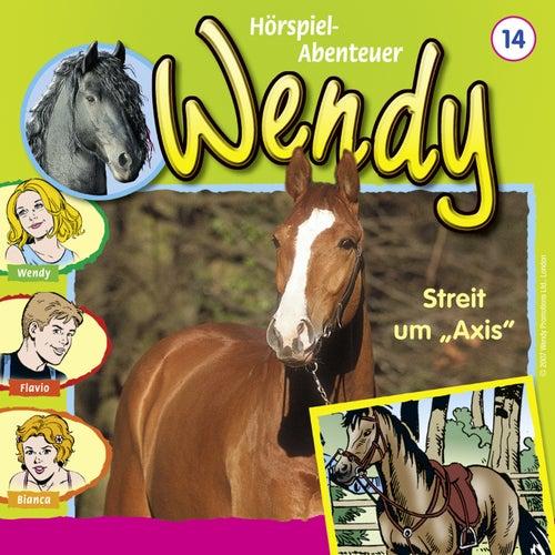 Folge 14: Streit um 'Axis' von Wendy