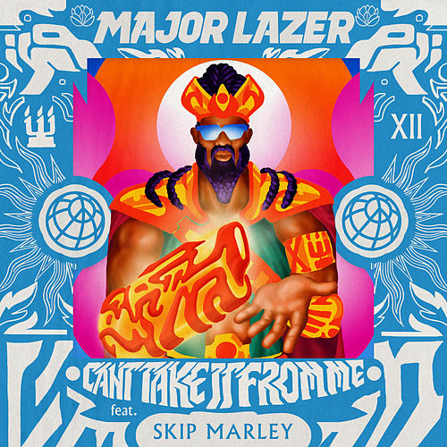 Can't Take It From Me von Major Lazer